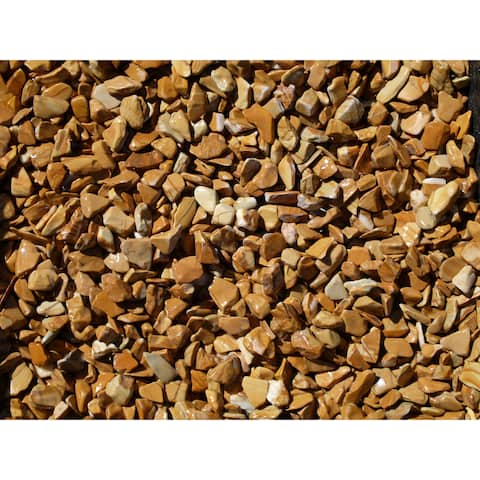 Exotic Pebbles & Aggregates BPWS-468 5-pound Wood Bean Pebbles
