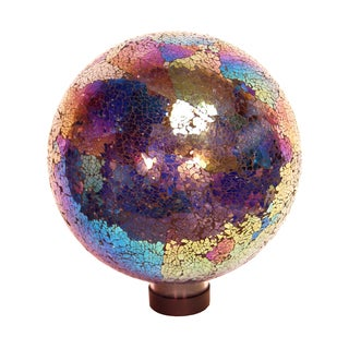 Echo Valley 8196 10-inches Arco Iris Mosaic Gazing Globe