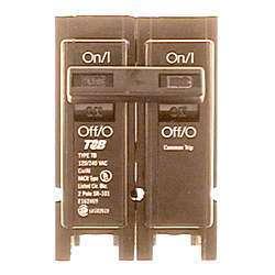 Connecticut Electric VPKICBQ2100 100 Amp Dual Pole Circuit Breaker