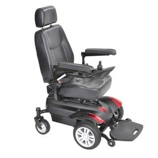 Drive Medical Titan Transportable Front-wheel Power Wheelchair