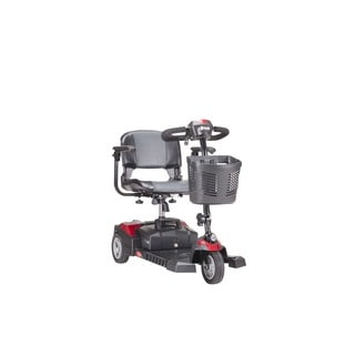 Drive Medical Scout DLX Compact 3-wheel Extended Battery Travel Scooter