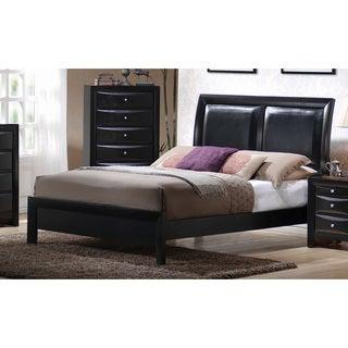Coaster Black Bed