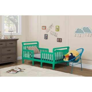 Dream On Me Emma Green 3-in-1 Convertible Toddler Bed