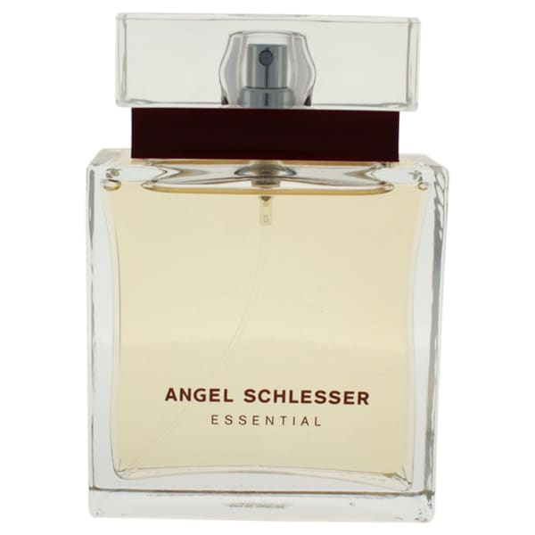 Angel Schlesser Essential Women's 3.4-ounce Eau de Toilette Spray (Tester)