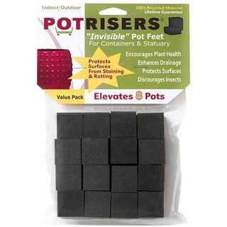 Pot Risers PR32 Invisible Pot Risers 32-count