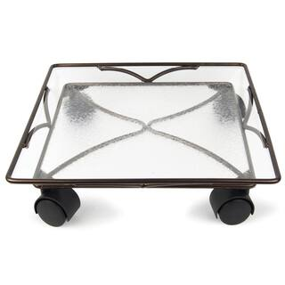 Plastec CD612DB 12.5-Inches Bronze Square Caddy|https://ak1.ostkcdn.com/images/products/12383182/P19205964.jpg?impolicy=medium