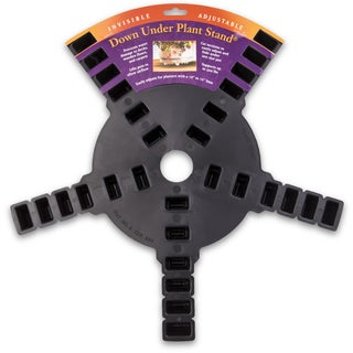 """Plant Stand 16410 16-Inches Black Plant Stand - 16"""""""