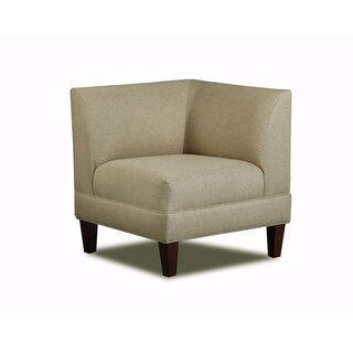 Carolina Accents Briley Sand Corner Chair