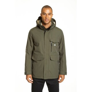 Champion Men's Big and Tall Technical Ottoman 3/4-length Millenial Jacket