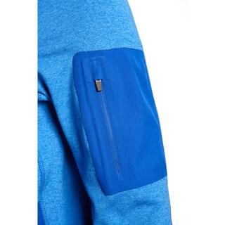 Champion Men's Big and Tall Bonded Knit Softshell Jacket