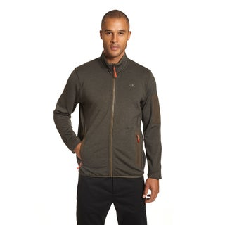 Champion Men's Big and Tall 4-way Stretch Sport Knit Jacket