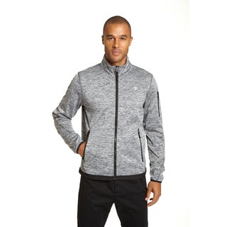 Champion Men's Bonded Knit Softshell Jacket