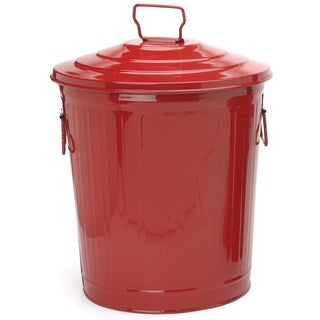 Hit Corp 5801E 8 Gallon Enamel Storage Container