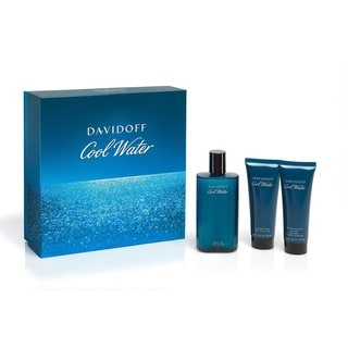 Davidoff Men's Cool Water 3-piece Gift Set