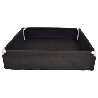 Geopot PL36X16X14 36-Inches X 16-Inches X 14-Inches Raised Planter Bed