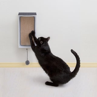 Hauspanther Wall-mounted Storage Cat Scratcher