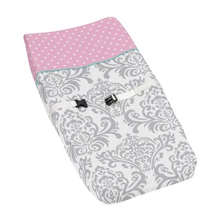 Sweet Jojo Designs Skylar Collection Changing Pad Cover
