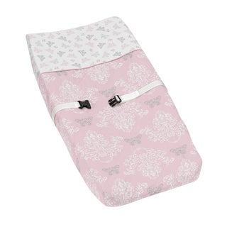 Sweet Jojo Designs Alexa Collection Changing Pad Cover