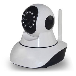 iPM Wireless Pan/Tilt Audio-recording Night Vision Webcam