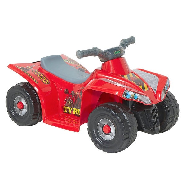 Dynacraft Dinotrux Kids' 6V Quad