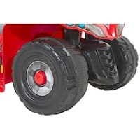 Dynacraft Dinotrux Kids' 6V Quad - Red