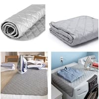 Eureka Super Magnetic Quilted Portable Ironing Mat/Ironing Board Cover