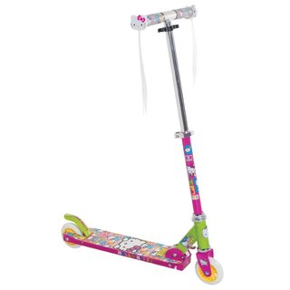 Dynacraft Hello Kitty Pink Folding Scooter