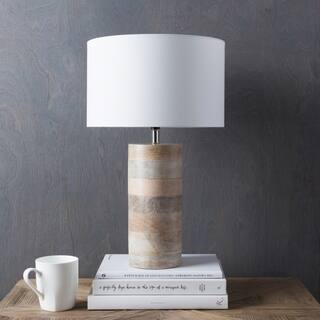 Buy wood table lamps online at overstock our best lighting deals rustic neil table lamp with natural finish woodmetal base aloadofball Choice Image
