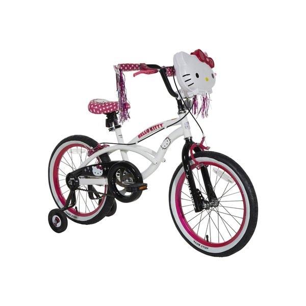 Dynacraft Hello Kitty 18-inch Bike