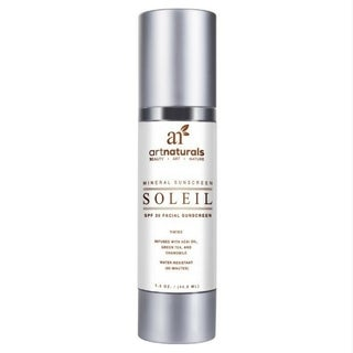 artnaturals Soleil Jojoba Infused 1.5-ounce Tinted Facial Sunscreen SPF30