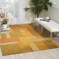 Nourison Coverdale Multicolor Area Rug - 5'3 x 7'10