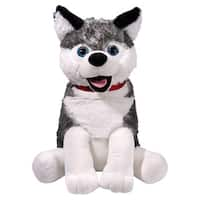 iPlush Harry the Husky Toy
