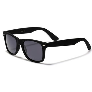 Retro Rewind Kids' Black Soft-frame Age 3-12 Sunglasses