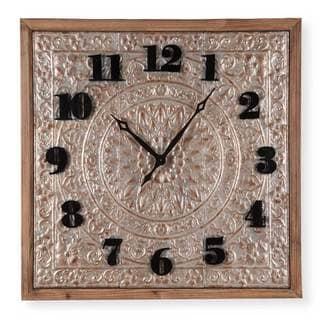 Ceiling Tile Wall Clock XL