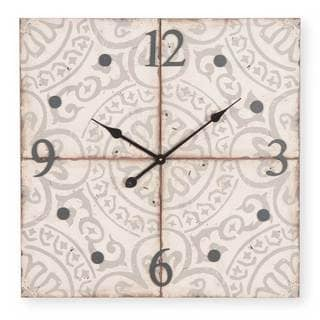 Printed Tile Wall Clock XL