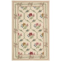 Nourison Lattice Cream Area Rug - 5' x 8'