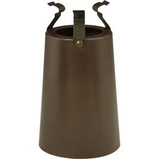 Progress Lighting Brown Outdoor Nightsaver Lamp Shield