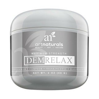 artnaturals Demrelax 2-ounce Pain Relief Cream
