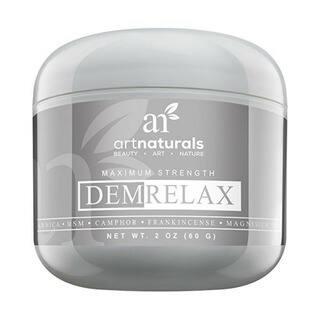 artnaturals Demrelax 2-ounce Pain Relief Cream|https://ak1.ostkcdn.com/images/products/12384145/P19206781.jpg?impolicy=medium