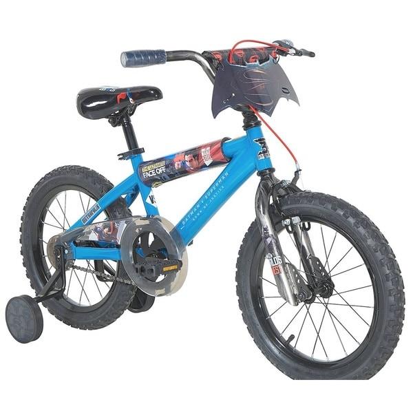 Dynacraft Batman vs. Superman 16-inch Bicycle