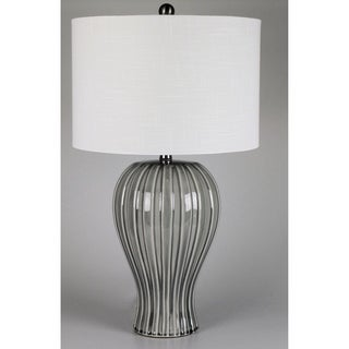 Darling Grey Ceramic Table Lamp