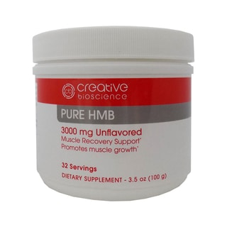Creative Bioscience Pure HMB 3.5-ounce Powder