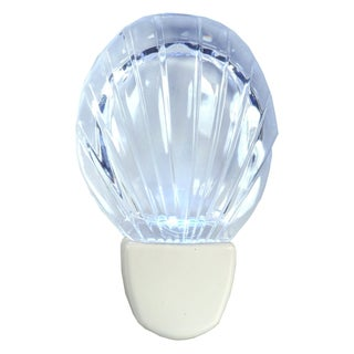 Amertac 71076 LED Seashell Nite Lite