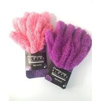 Rucci Hair Drying Gloves (2 Pairs)