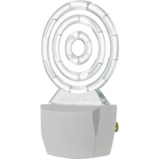 GE Jasco 10934 Blue LED Night Light