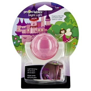 GE Jasco 11298 LED Projectables Fairy Princess Night Light