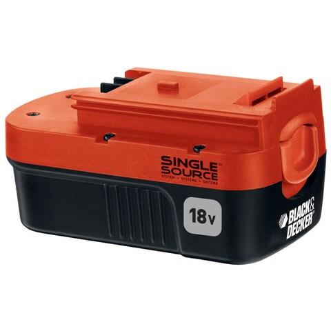 Black & Decker Lawn & Garden HPB18-OPE 18 Volt Slide Battery Pack