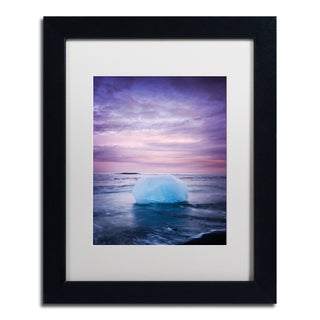 Philippe Sainte-Laudy 'Up on This' Matted Framed Art
