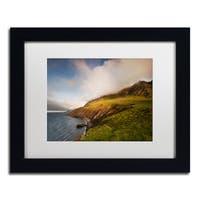 Philippe Sainte-Laudy 'Spellbound' Matted Framed Art