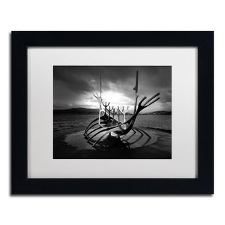 Philippe Sainte-Laudy 'Sun Voyager' Matted Framed Art